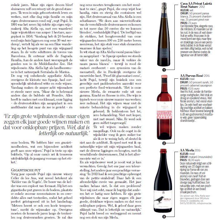 artikel sabato alta alella pagina 2 nederlands