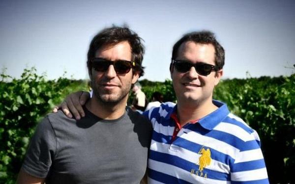 Diego en Hugo Ortega - Alta Pavina - via Wijnhuis Oinos