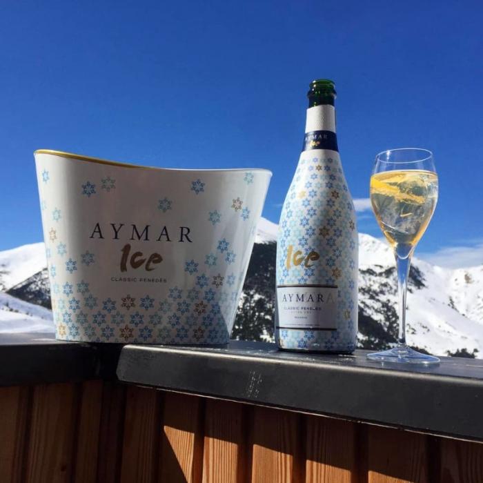 aymar tijdens de winter wijnhuis Oinos