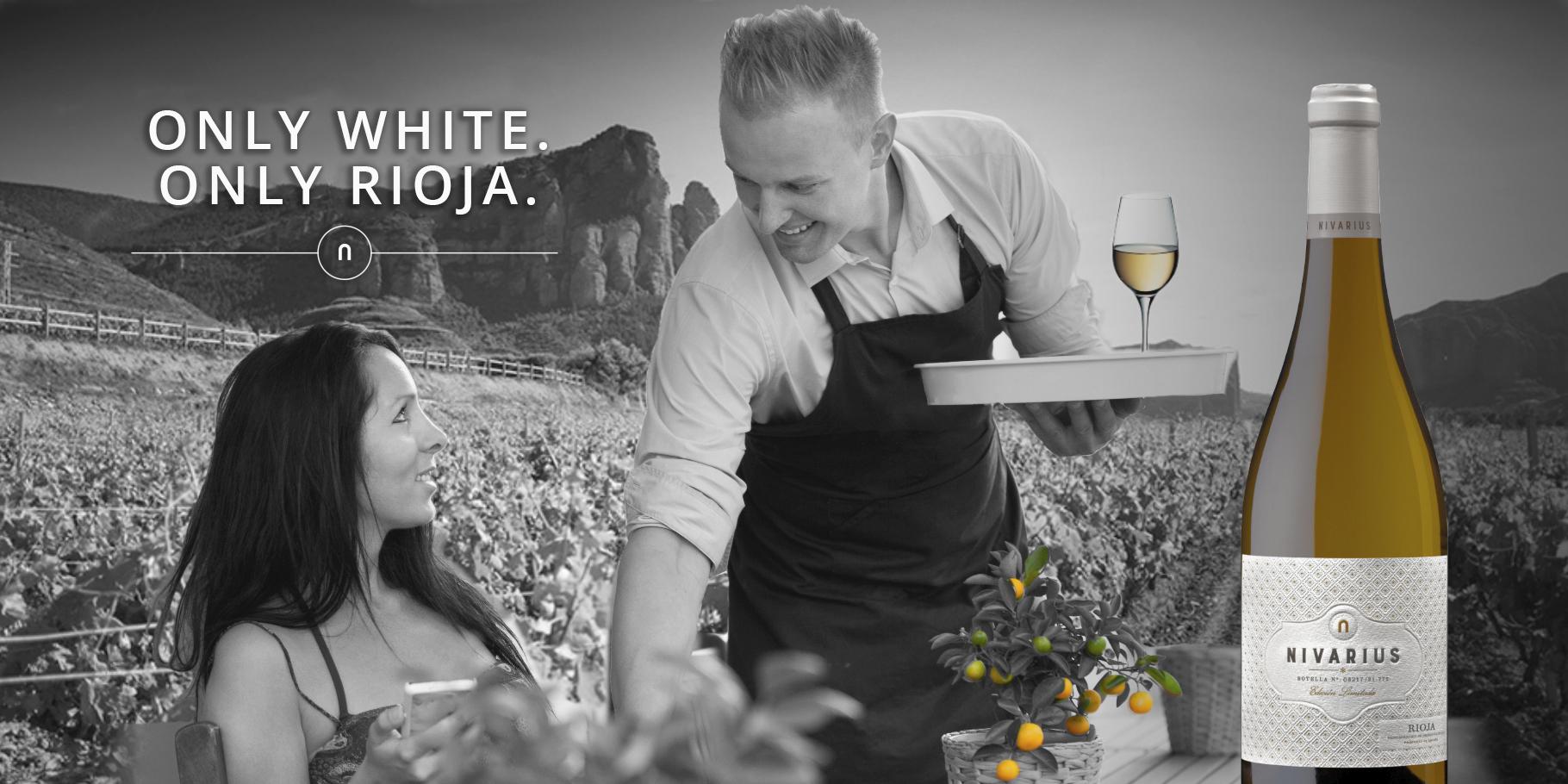 Nivarius - wittte wijn in Rioja - nu bij Wijnhuis Oinos