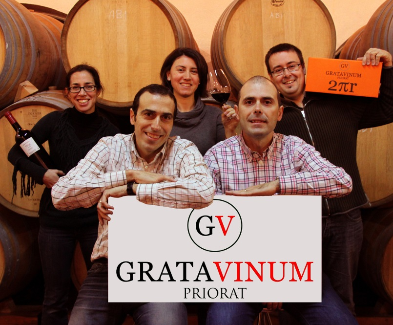 foto gratavinum in Priorat