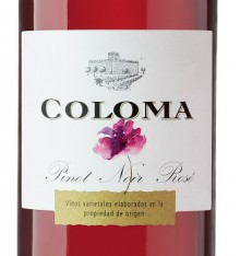 Rosado Pinot Noir 2018 - Coloma Vinedos y bodegas - Extremadura