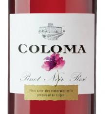 Rosado Pinot Noir 2019 - Coloma Vinedos y bodegas - Extremadura