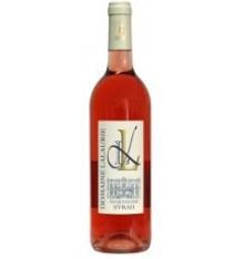 Domaine Lalaurie - Rosé de Syrah 2016- IGP Pays d'Oc